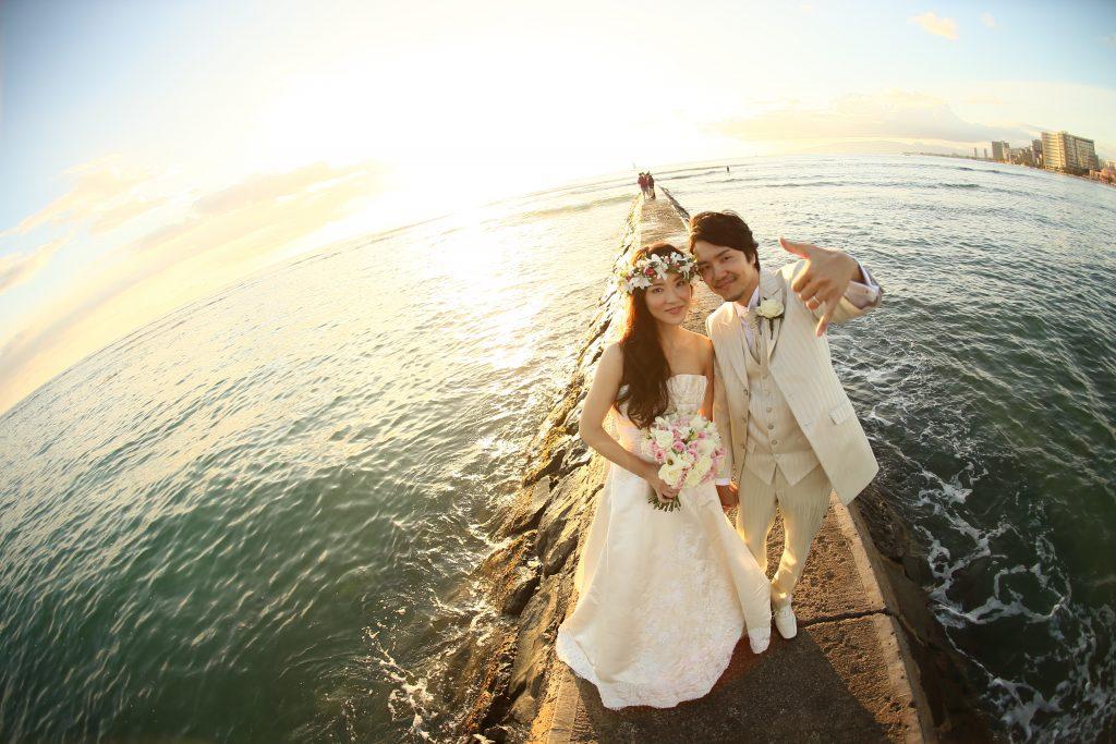 002 ハワイフォトツアー サンセット Sunset Photo by TAKA (AFLOAT Hawaii)