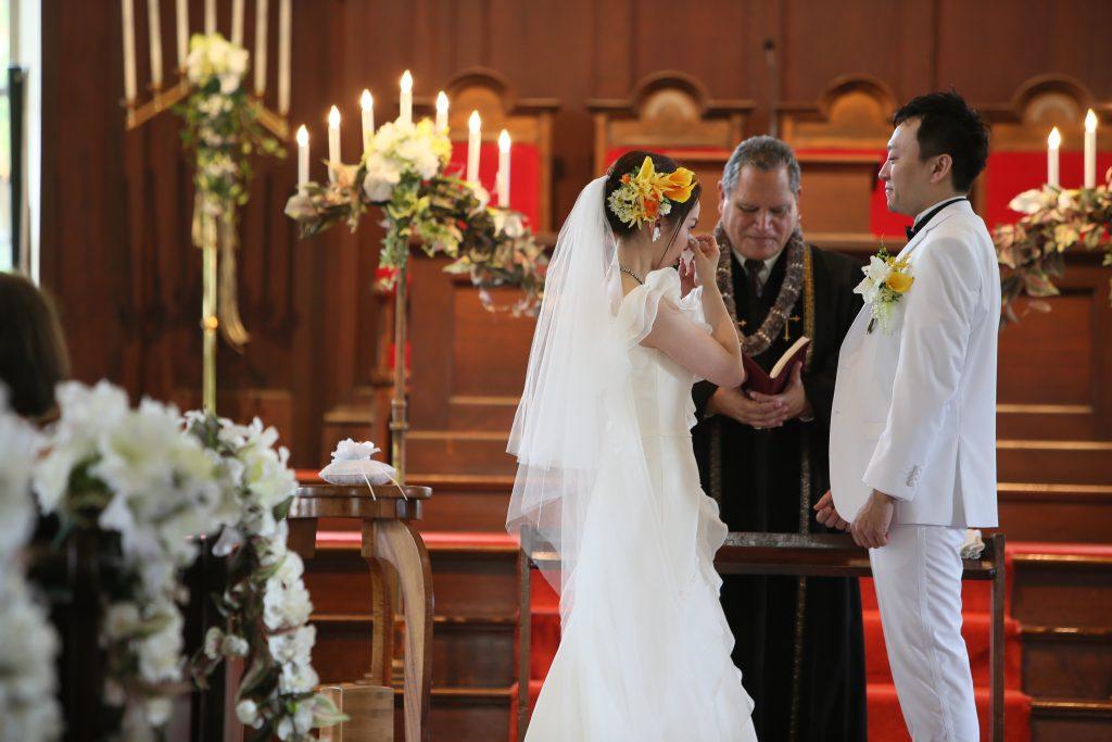 005 ウェディングフォト 教会 Photo by TAKA (AFLOAT Hawaii)
