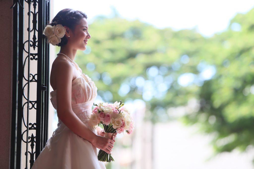 005 ハワイウェディング 花嫁 Photo by TAKA (AFLOAT Hawaii)