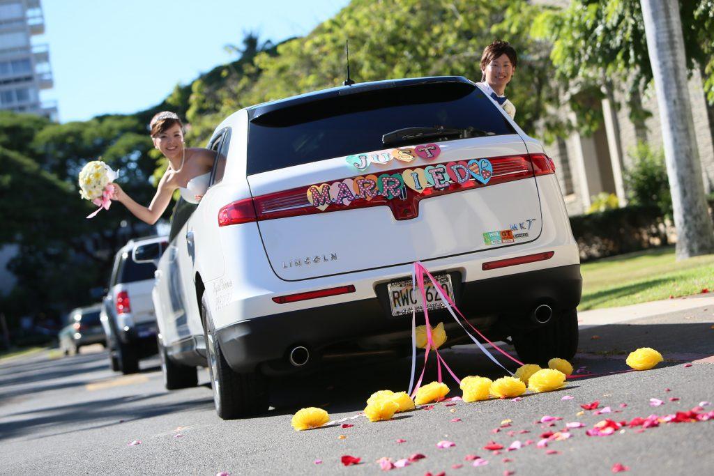 011 ハワイウェディング 挙式 Photo by TAKA (AFLOAT Hawaii)
