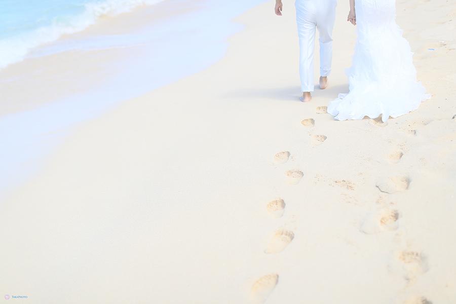 砂浜 可愛い ハワイ