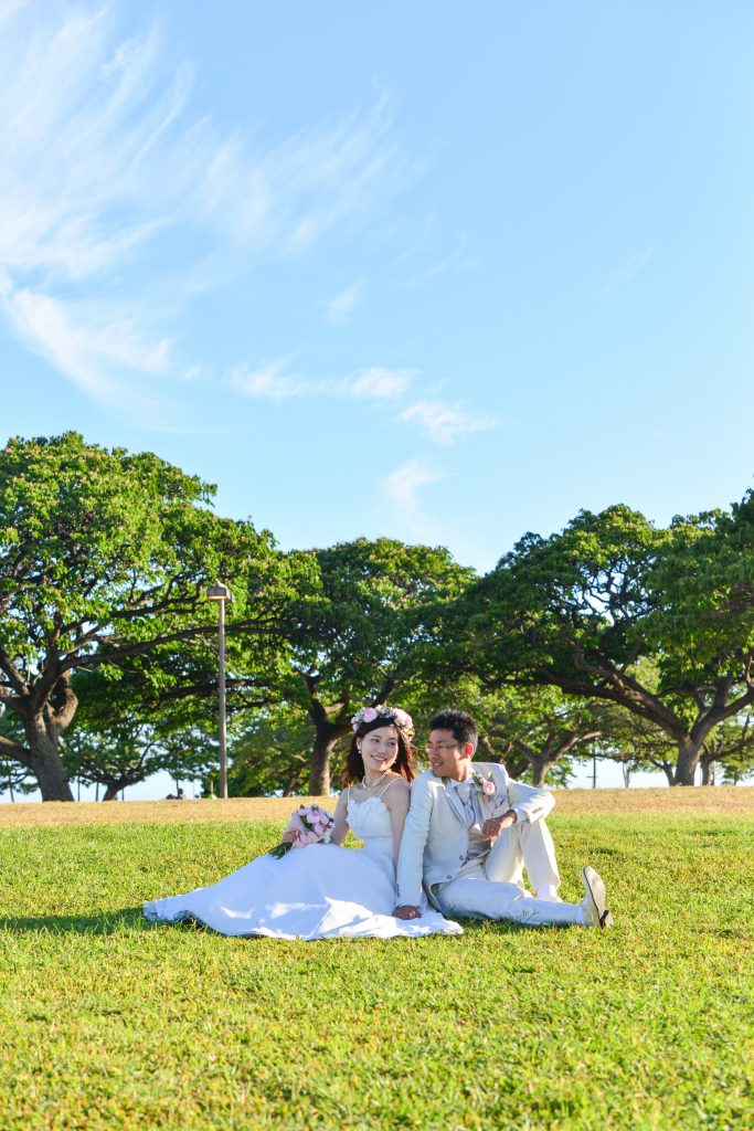 アラモアナビーチパーク フォトツアー Photo by MARU (AFLOAT Hawaii)
