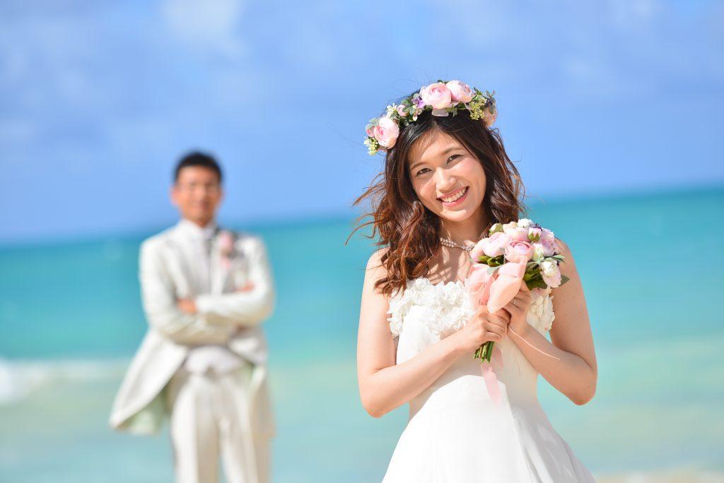 ハワイフォトツアー 花嫁 Photo by MARU (AFLOAT Hawaii)