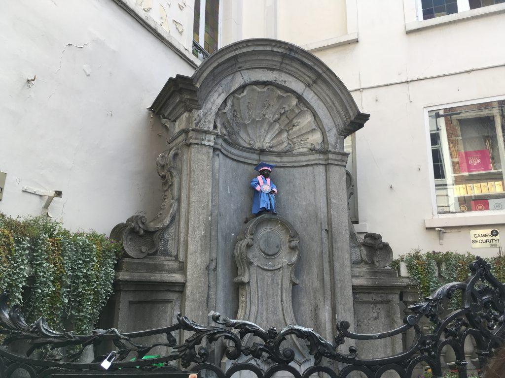 ブリュッセル 小便小僧