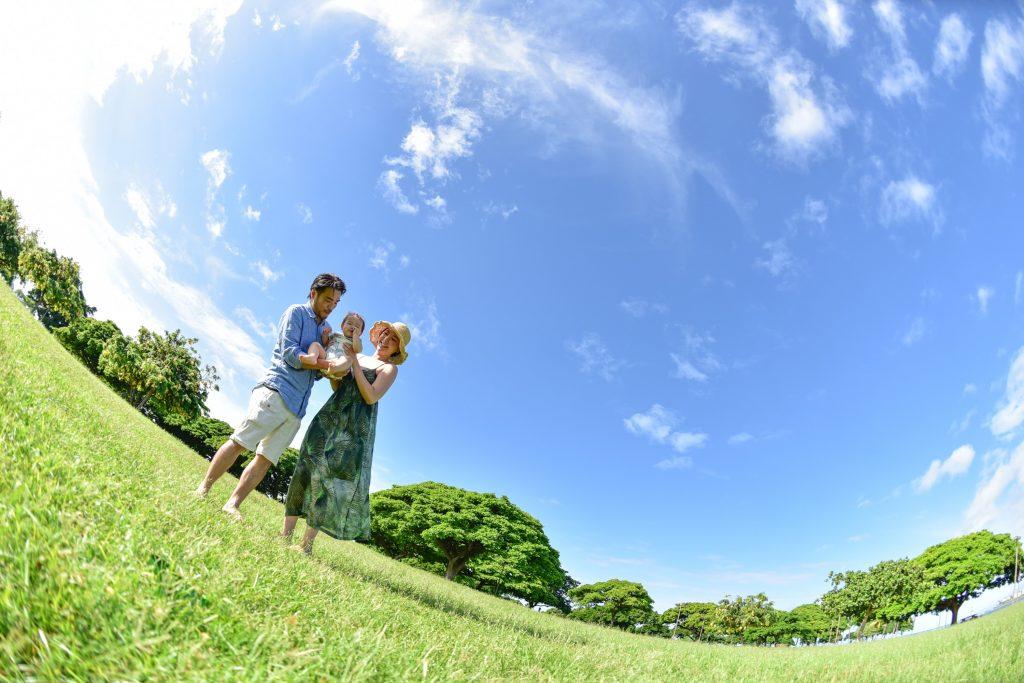 ハワイフォト モアナルアガーデン Photo by MARU (AFLOAT Hawaii)