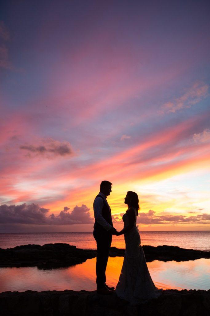 ハワイサンセットフォトツアー Photo by Chrissy (AFLOAT Hawaii)