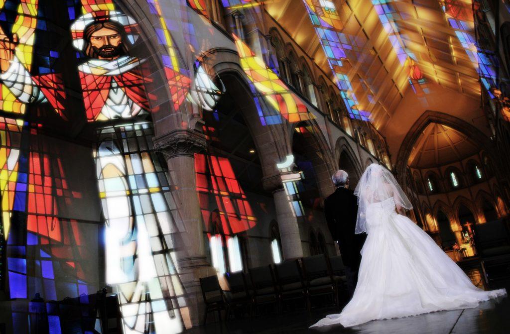 ハワイの教会 Photo by Goerge (AFLOAT Hawaii)
