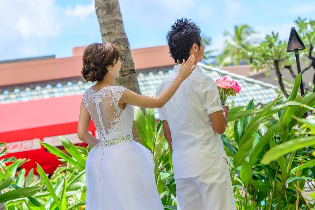 ウェディング Photo by MARU (AFLOAT Hawaii)ィング演出