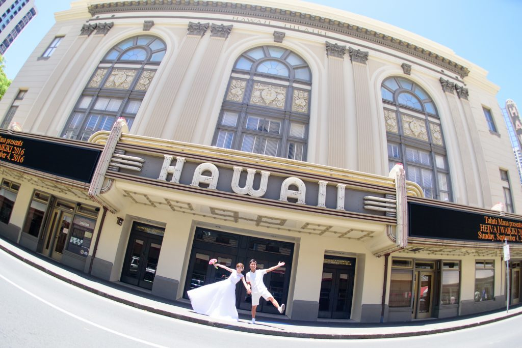 フォトツアー ハワイシアター Photo by MARU (AFLOAT Hawaii)