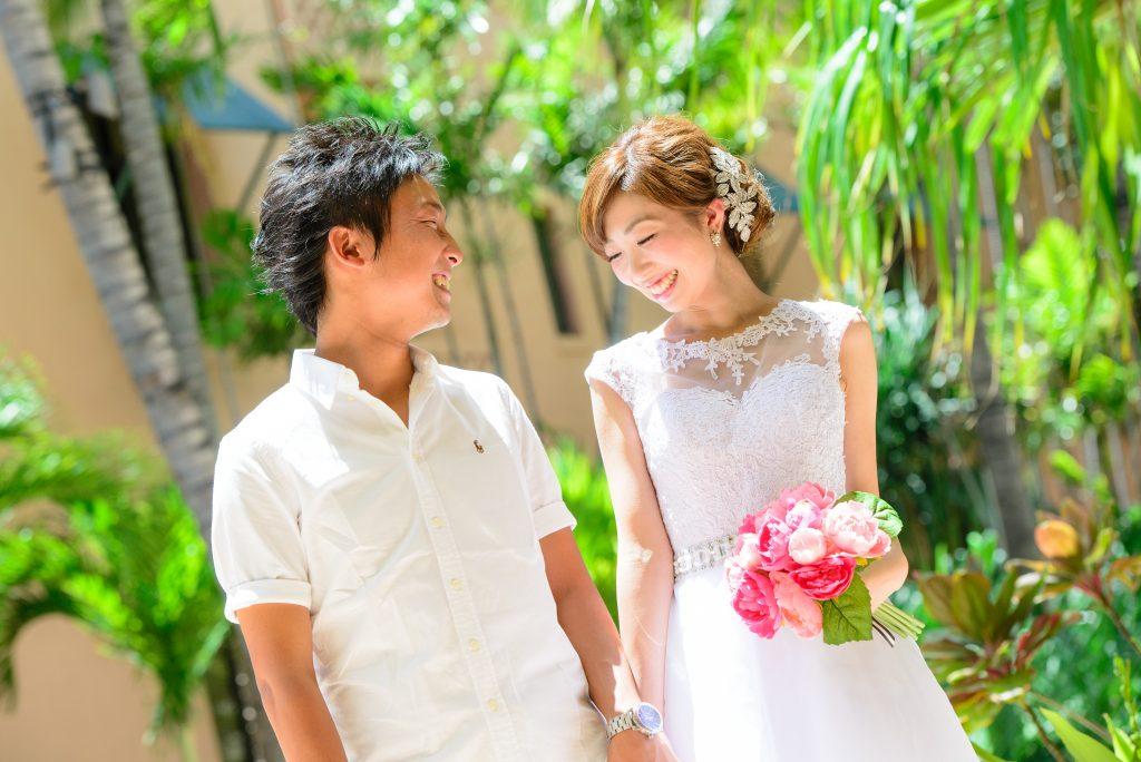 挙式演出 ファーストミート Photo by MARU (AFLOAT Hawaii)