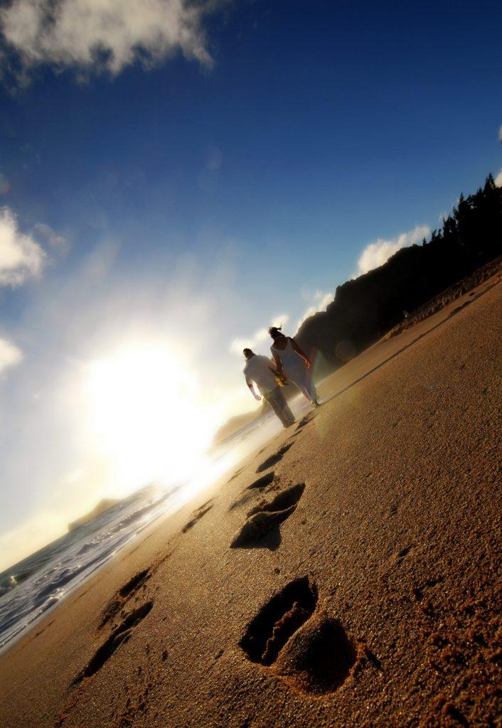 ハワイサンセットフォト Photo by Goerge (AFLOAT Hawaii)