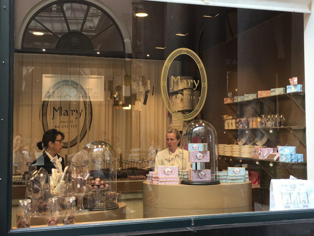日本未発売 マリー チョコレート