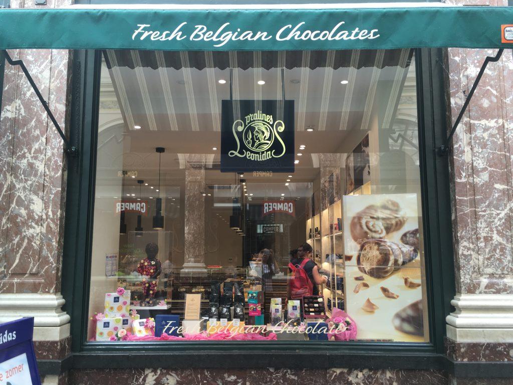 Fresh Belgian Chocolates