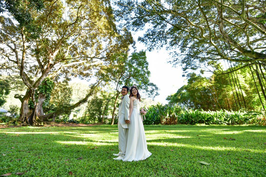 ハワイヌアヌバレーパーク Photo by MARU (AFLOAT Hawaii)