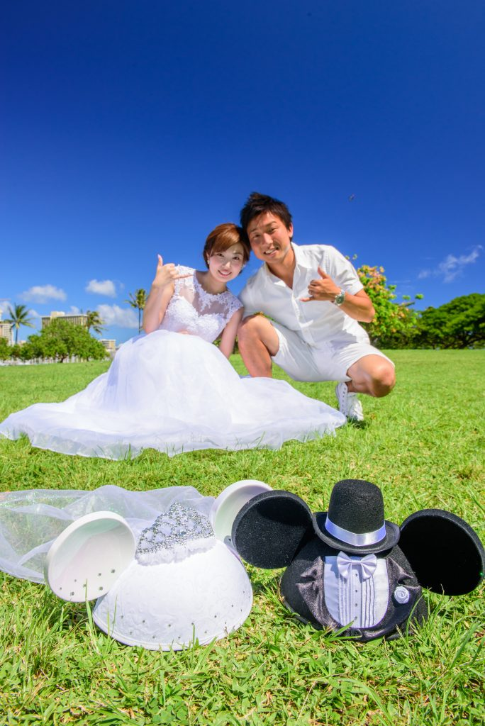 ハワイフォトツアー フォトプロップス Photo by MARU (AFLOAT Hawaii)
