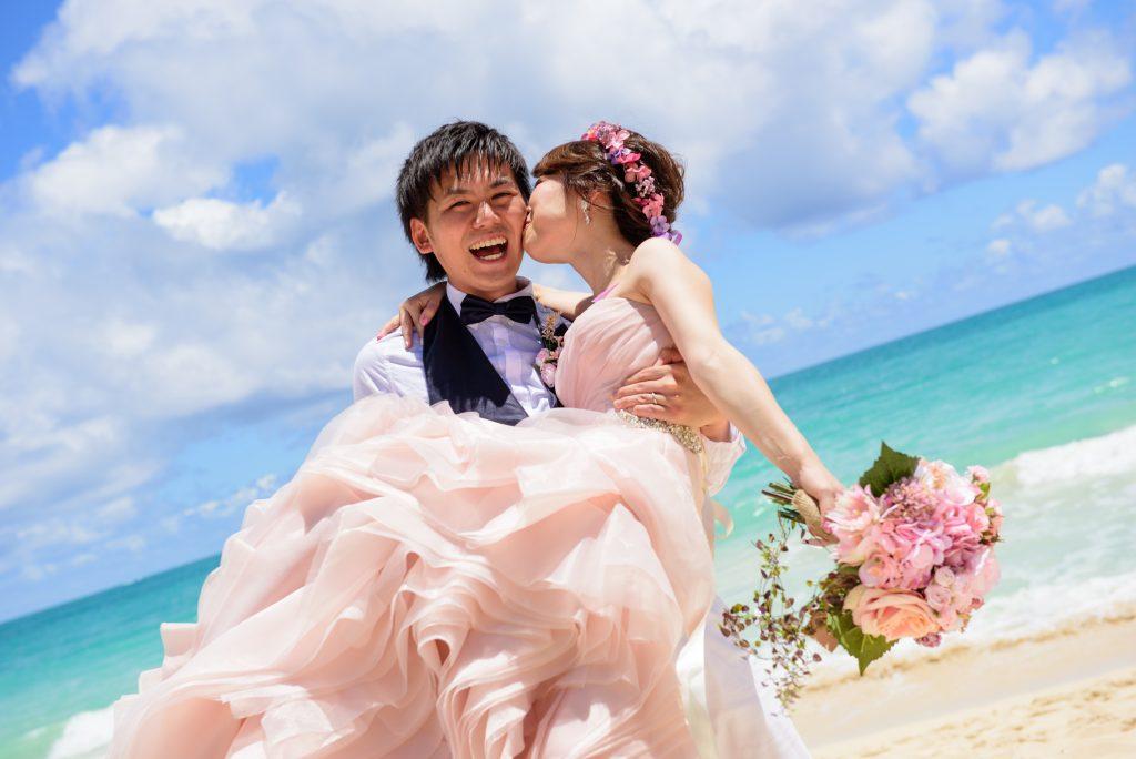 ハワイウェディングフォト カメラマンMARPhoto by MARU (AFLOAT Hawaii)U