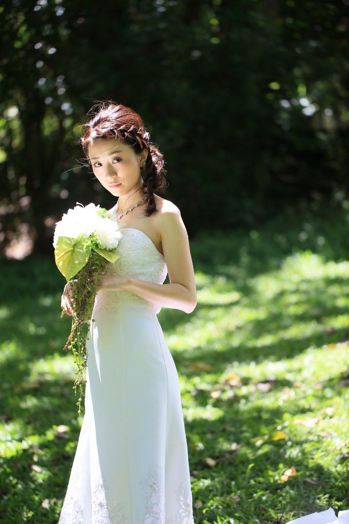花嫁さま ハワイ撮影 フォトツアー