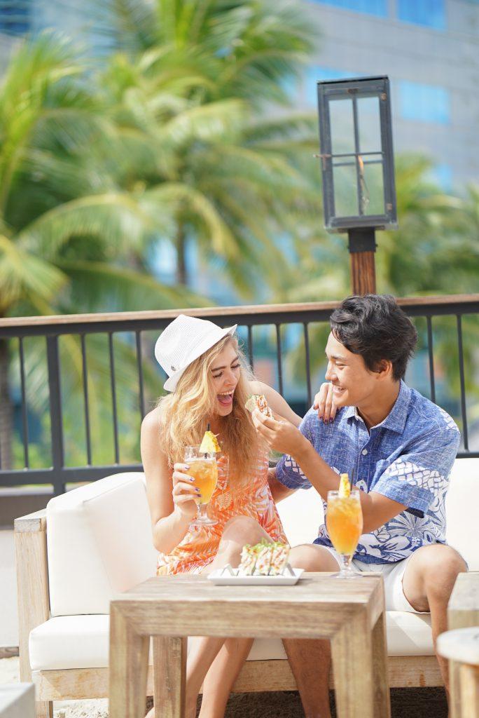 ハワイトミーバハマフォトツアー Tommy Bahama×AFLOAT Hawaii