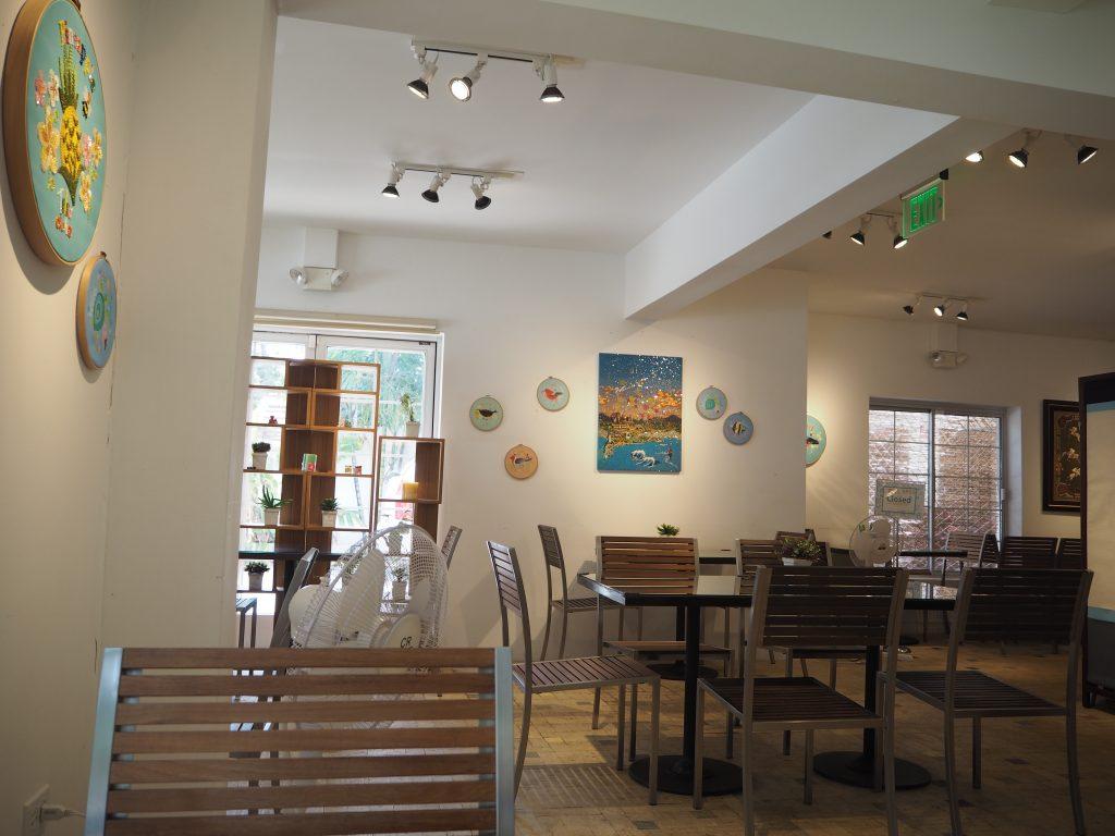 Tilia Exquisite Aloha ハワイカフェ