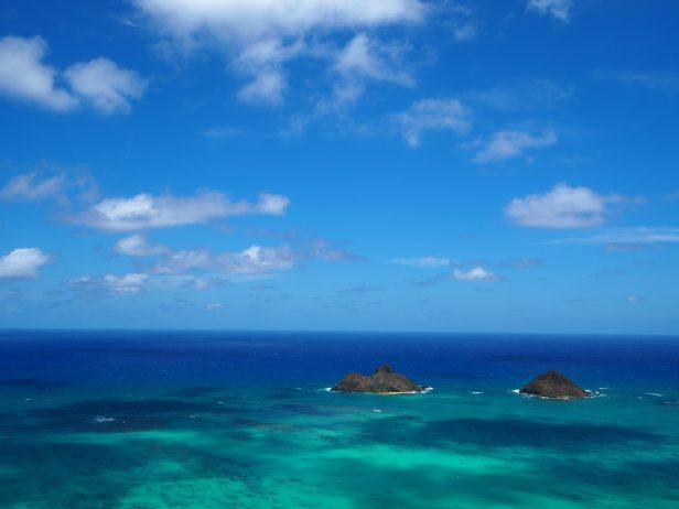 ラニカイビーチ ハワイ絶景