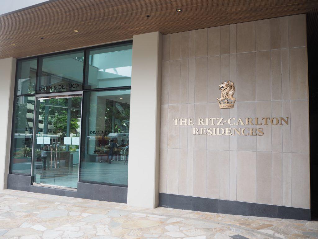 DEAN & DELCA ハワイ リッツカールトンホテル