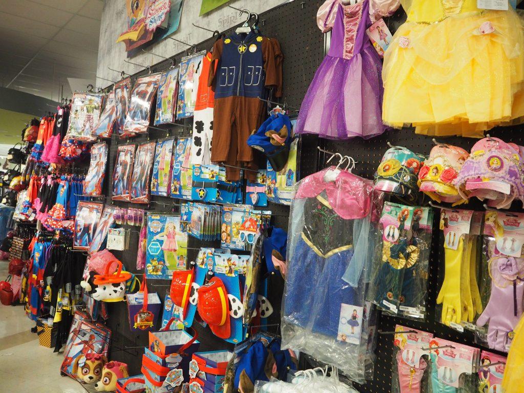 アラモアナショッピングセンター ハロウィンお姫様系コスプレ