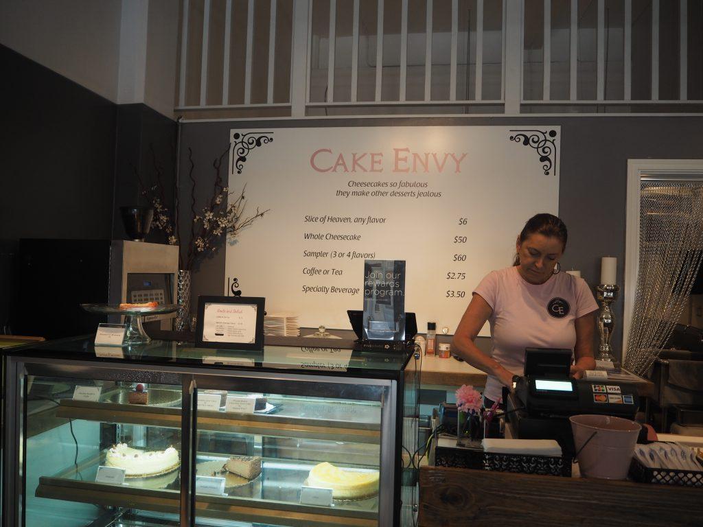 Cake Envy ハワイ チーズケーキ