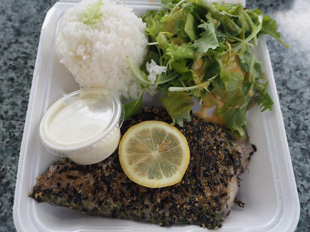 ハワイ シーフード 美味しい Nico's Pier 38