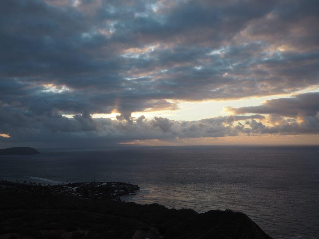 日の出 人気 アクティビティ ハワイ