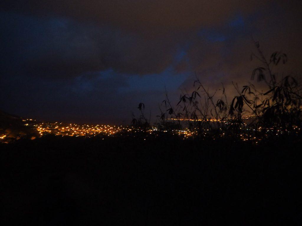 ココヘッドトレイル 夜明け