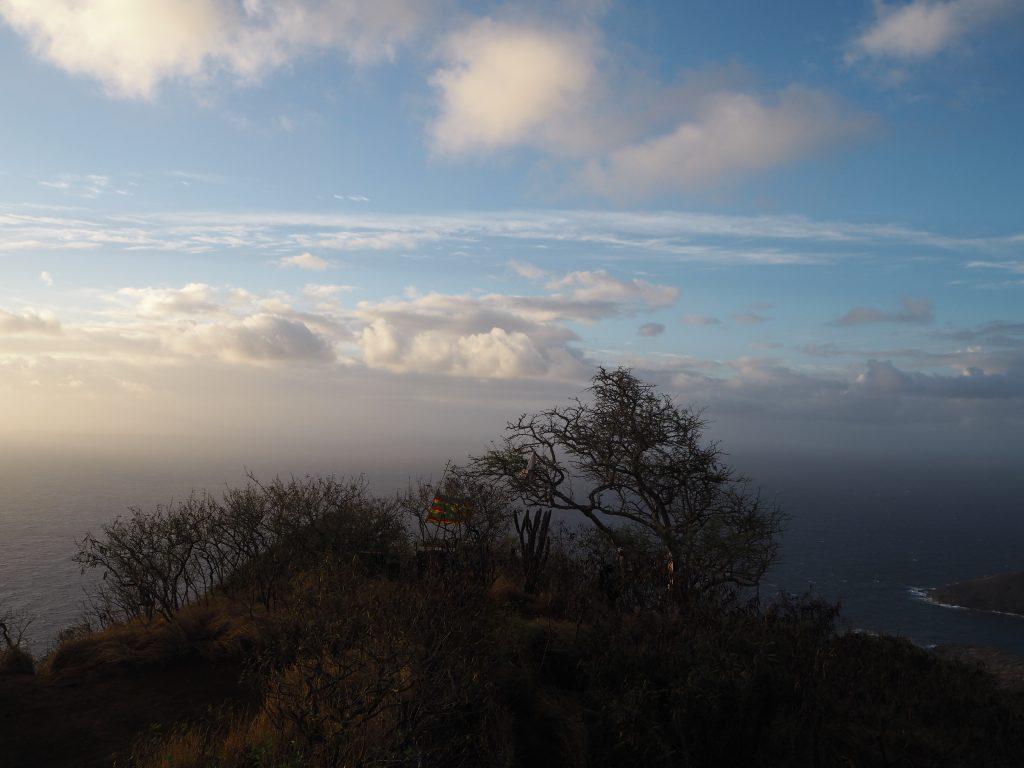 世界絶景 ハワイ ココヘッドトレイル