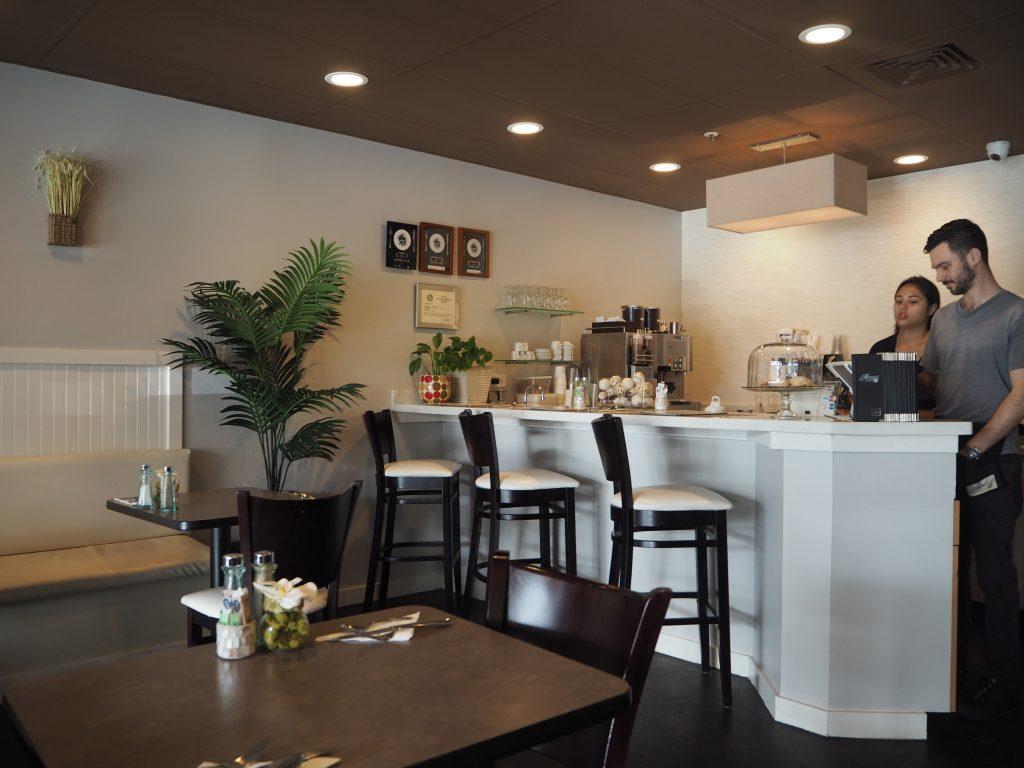 モエナカフェ おすすめ 人気 朝食