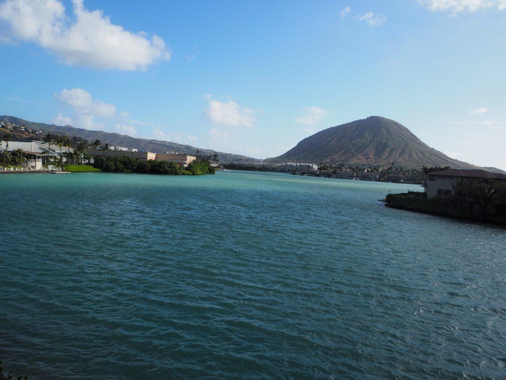 ココヘッド・トレイル 登山 ハワイ