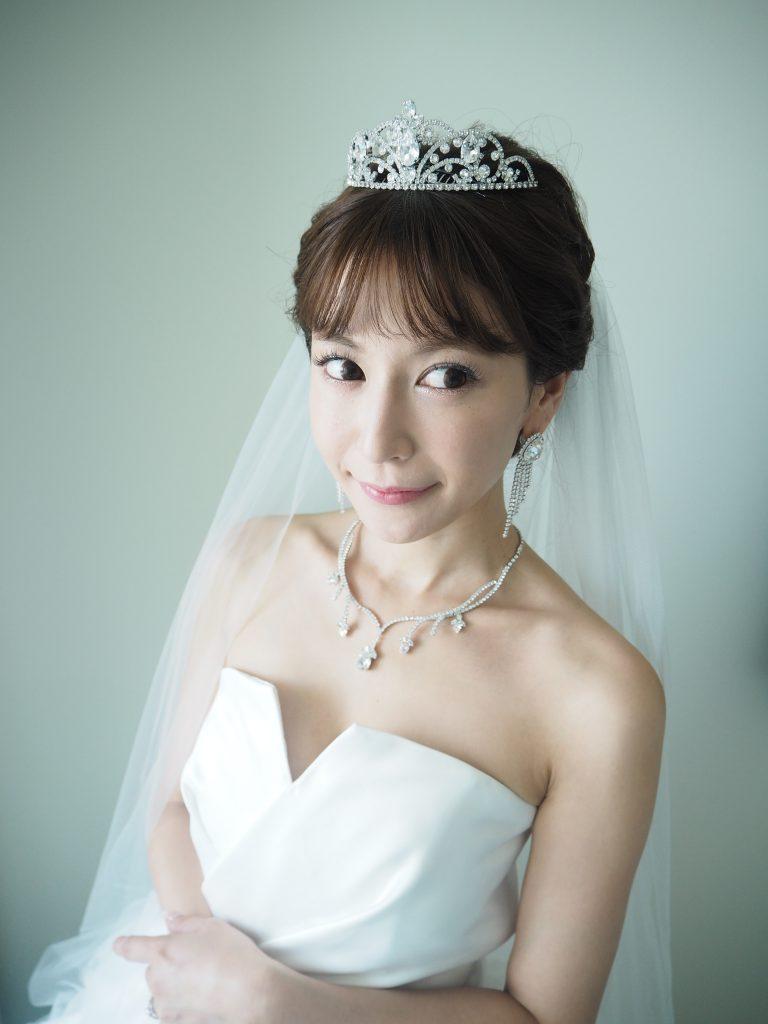 仲村美香 結婚式 ハワイ