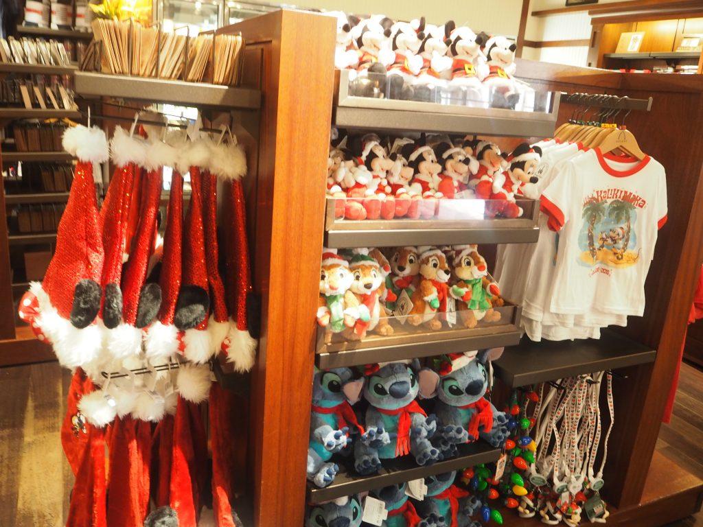 ディズニー クリスマス限定 ハワイ