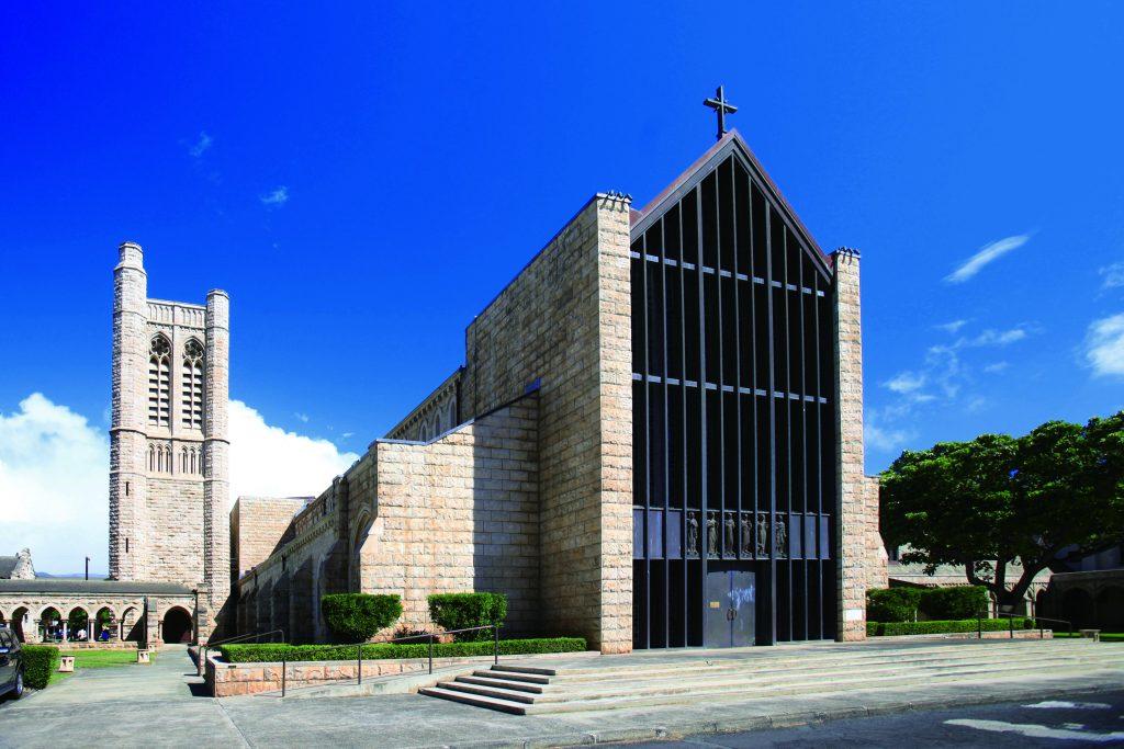 ハワイ教会 セントアンドリュース教会 人気