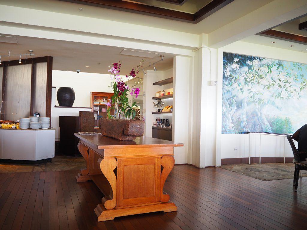 ハワイ レストラン おすすめ プルメリアビーチハウス