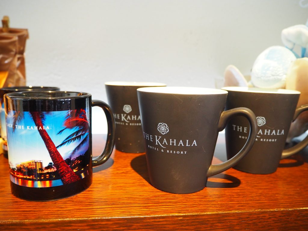 カハラホテル 限定 マグカップ