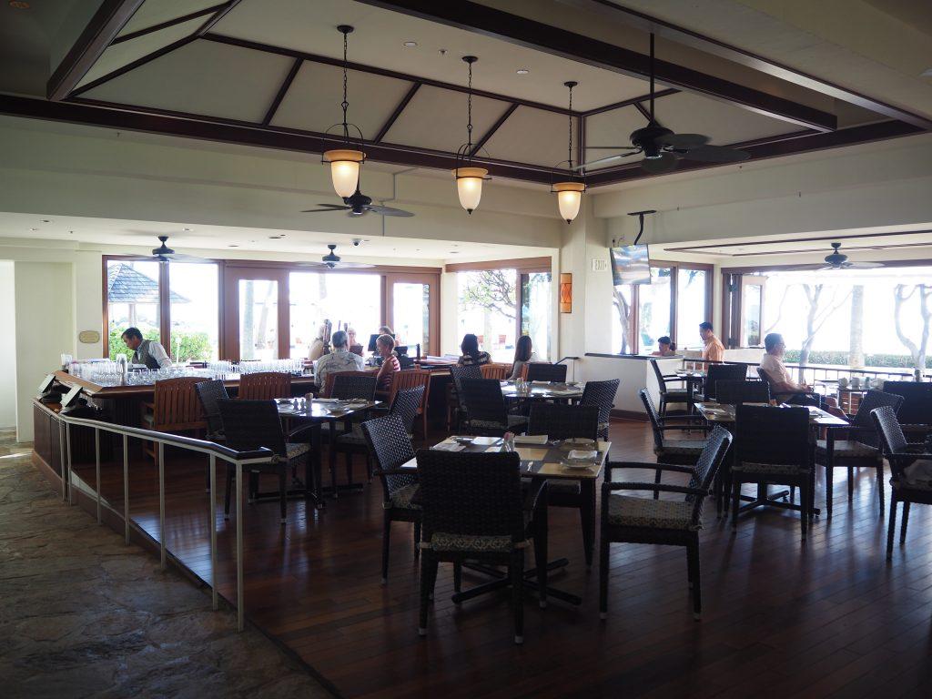 プルメリアビーチハウス ハワイ レストラン 人気