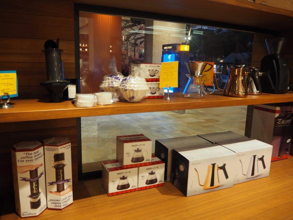 コーヒー作り 機械 インターナショナルマーケットプレイス