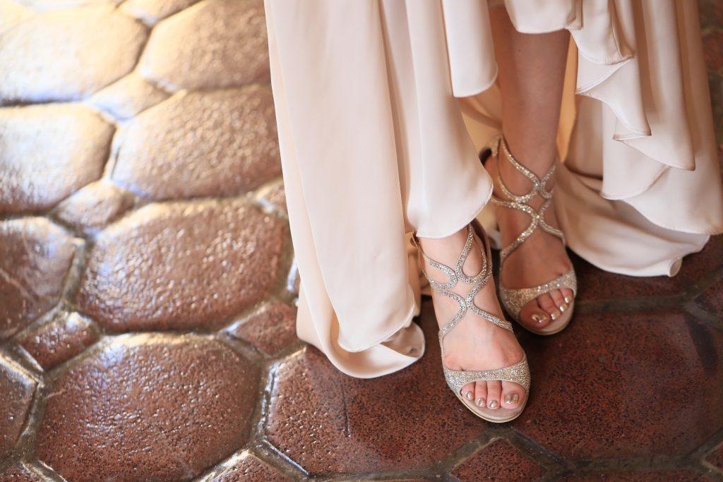 フォトウェディング オシャレ 靴 撮影