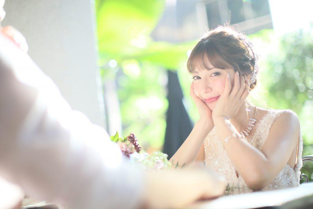 モデル 仲村美香 ハワイ挙式