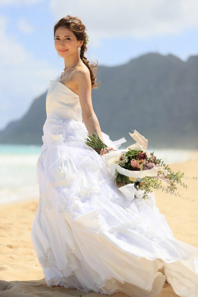 仲村美香 フォトツアー ワイマナロビーチ