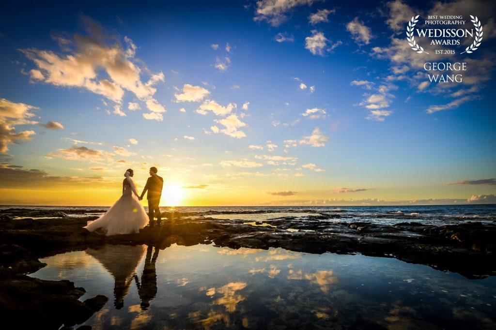 ハワイ島 撮影 フォトウェディング カメラマン