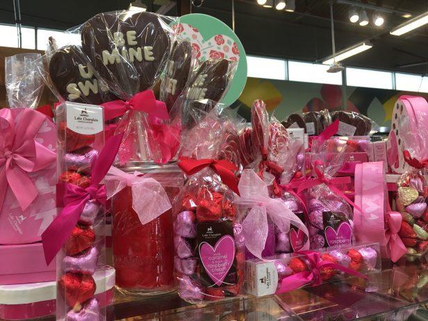 ホールフーズ ハワイ バレンタイン