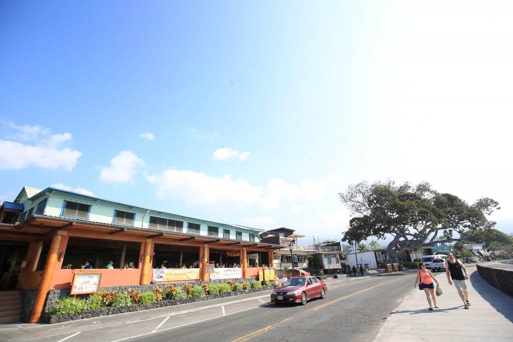 ハワイ島 コナ 旅行