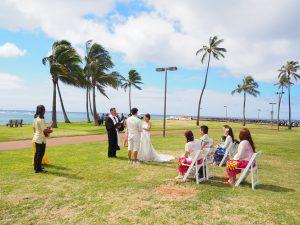 ハワイウェディング AFLOAT Hawaii 人気