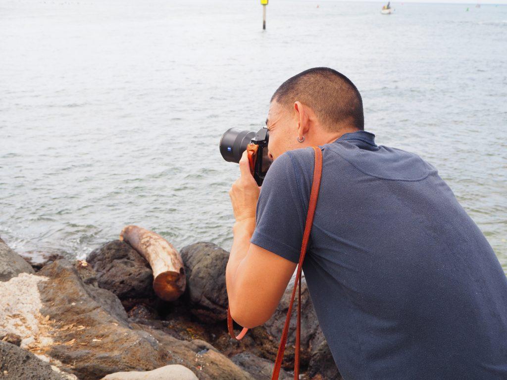 ハワイ カメラマン George