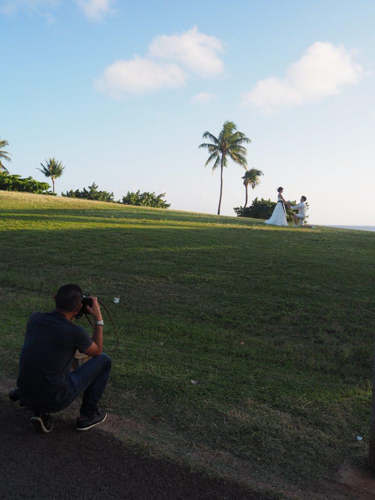 ハワイ プロポーズ 写真 撮影
