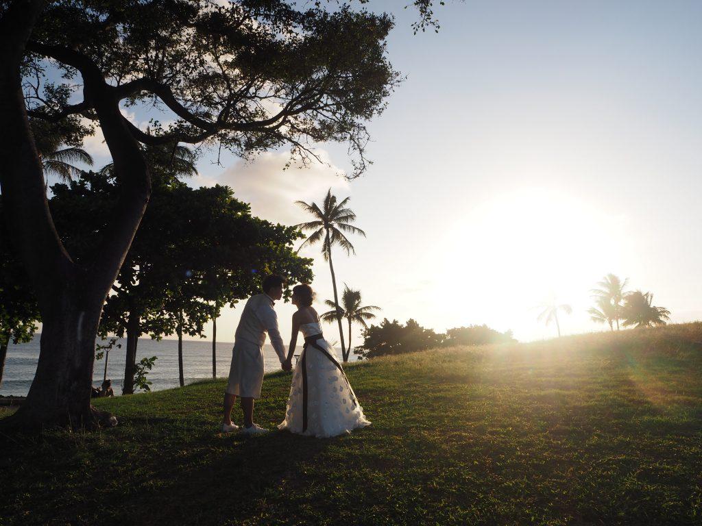 ハワイ 撮影 フォトツアー 記念日
